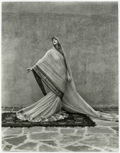 Belly Dance Blog: Ruth St Denis ~ An Inspiration to All Dancers