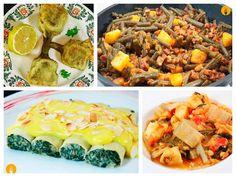 Recetas sabrosas con verduras