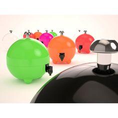 Bag-In-Box 3L Oil Colors Zwart - trendySTORES