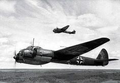 Luftwaffe planes