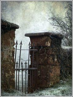Winter Gate - what lies beyond?