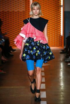 MSGM Spring/Summer 2017 Ready To Wear Collection | British Vogue