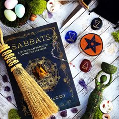 A magickal mixture of items available at the Sabbat Box store. Visit Sabbatbox.com to shop today! #sabbatbox #witch #witchcraft #pagan #pagansim #wicca #wheeloftheyear #magick