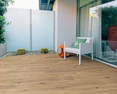Treverkview: Natürliche Eichenholzoptik Interior Exterior, Interior Design, Timber Boards, Metroid, Indoor, Colours, Contemporary, The Originals, Outdoor Decor
