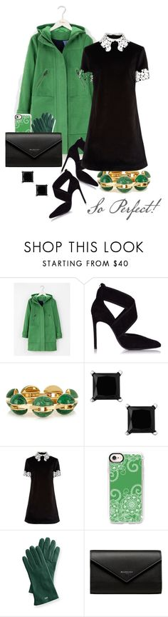 """Brightened Up a Dismal Day"" by jakenpink ❤ liked on Polyvore featuring Boden, Lanvin, Chloé, macgraw, Casetify, Mark & Graham and Balenciaga"