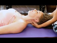 How to Help a Friend with a Headache, Neck Pain & Stress | Chandler Rose Massage Therapy, Pain Tips - YouTube