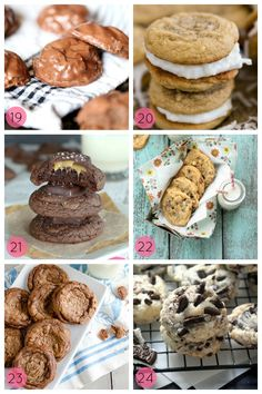 24 Irresistible Cookie Recipes