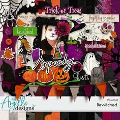 Bewitched. Bundle ⋆ Angelle Designs