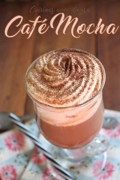 Mochaccino recette maison