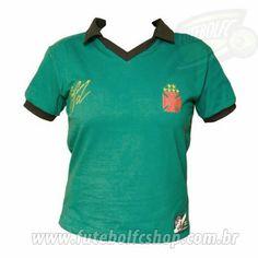 eba08a013a Camisa Feminina Vasco Retrô Carlos Germano    FutebolFC Shop - Camisa  Oficial de Futebol