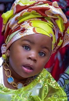 Precious African Princess! Photo Credit: Teezy Fotoart