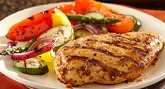 Grilled Sweet and Smoky Chicken Recipe | McCormick