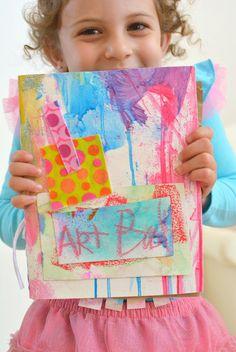 Kids Art Books