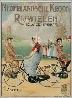 Dutch Crown Bicycles : Adviz Zuid-Beveland #Zeeland #ZuidBeveland #protestant