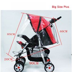 Activity & Gear Mother & Kids Baby Stroller Accessories Universal Waterproof Rain Cover Wind Dust Shield Zipper Open For Baby Strollers Pushchairs To Enjoy High Reputation At Home And Abroad