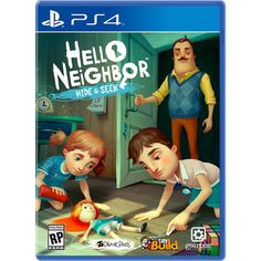 Hello Neighbour Hide & Seek Tense Stealth Horror Game For Sony Playstation 4 in Video Games & Consoles, Video Games Video Games Xbox, Xbox One Games, Ps4 Games, Hello Neighbor Game, Games Roblox, Geek Squad, Entertainment, Nintendo Switch, Buy Nintendo
