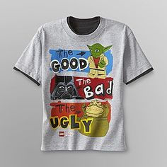 """""""The Good, The Bad, The Ugly"""" boy's t-shirt"""