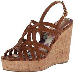 Madden Girl Women's Eliite Wedge Sandal, Cognac Paris, 10... https://www.amazon.com/dp/B00QA31EL0/ref=cm_sw_r_pi_dp_x_yIvRxb985ARDX