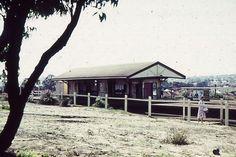 Shenton Park Station, 1960s.