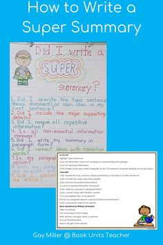 Check out these ideas for teaching summarizing including free printables. Great for upper elementary and middle school students. Help Teaching, Student Teaching, Teaching Reading, Reading Strategies, Reading Skills, Reading Comprehension, Summary Writing, Topic Sentences, Thesis Statement