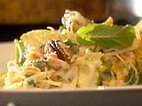 Cole Slaw with Pecans and Spicy Dressing Recipe