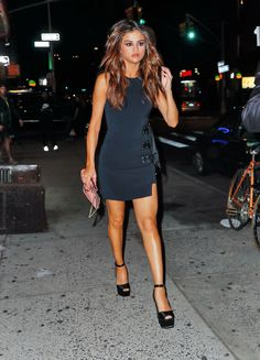 Selena Gomez News — June 3: Selena seen out and about in New York...