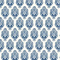 Dena Fishbein - Sunshine Cotton Linen - Ornament in Navy