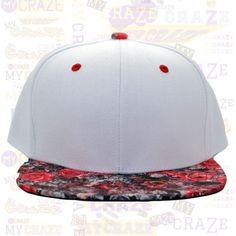 TopCul Urban Roses Floral Hip Hop Rap Streetwear Street Wear Snapback Hat  Cap – MyCraze   fa19f33bde31