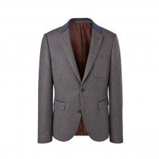 Elton slim fit blazer