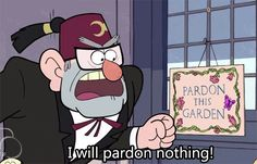 Some of my favorite Gravity Falls gifs, this show is 100% gold. - Imgur