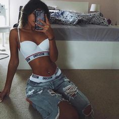 There is 1 tip to buy underwear. Baddie Outfits Buy tip Underwear Mode Outfits, Casual Outfits, Fashion Outfits, Girl Fashion, Ghetto Outfits, Style Fashion, Ropa Interior Calvin, Body Inspiration, Fitness Inspiration