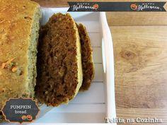 Telita na Cozinha: pão de abóbora com especiarias e pistáchio