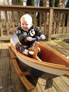 rock, rock, rock your boat nursery-school