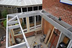 1 million+ Stunning Free Images to Use Anywhere Victorian Skylights, Aluminium Ladder, Conservatory Garden, Roof Lantern, Roof Extension, Free To Use Images, Flat Roof, New Builds, Floor Plans