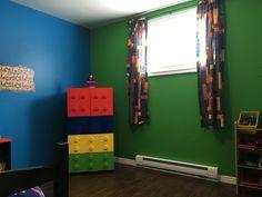 Chambre à coucher Lego/Lego bedroom