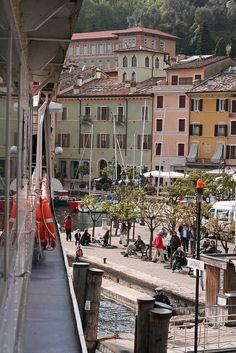 Gargnano Pier - Brescia, Lombardy, Italy