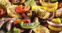 Easy Smoked Vegetables Recipe | McCormick