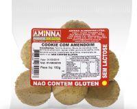Cookie com Amendoim - Aminna Sem Glúten