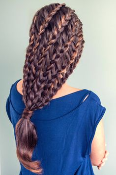 9 Groovy '70s Hairstyles That Are Making a Huge Comeback via Brit + Co.