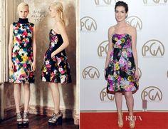 Anne Hathaway fiorata sul red carpet: in o out? » Gossippando.it   Gossippando.it