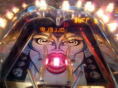 From Bride of Pinbot Cartoon Tv Shows, Glamour Shots, Old Cartoons, Old Toys, Pinball, Arcade Games, Jukebox, Rock And Roll, Bride