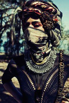 Tribal jewelry ♥ #tribal #jewelry #fashion