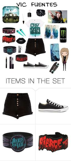 """""""Pierce The Veil Specail"""" by emo-girl-music14 ❤ liked on Polyvore featuring art"""