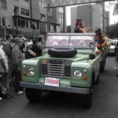 Medellín Clasic Cars Parade 15