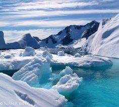 Antarctic landscape!