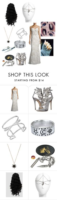 """""""Whitlock-Mikaelson Girls"""" by reaper-valentine ❤ liked on Polyvore featuring mignon, Giuseppe Zanotti, Vince Camuto, Bee Goddess and Berry"""