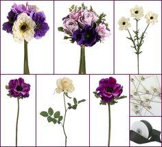 wedding colors:  eggplant and silver.  floral arrangements--Google Image Result for http://blog.afloral.com/wp-content/uploads/2010/01/tiffanyls-board.jpg
