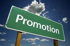Check!!!!!!!!!!!!  Get promoted!  Became District Manager with Arbonne international in May 2012 <3