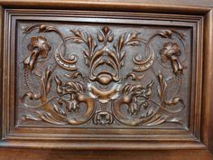 Door Gate Design, Sacred Art, Carved Wood, Woodcarving, Wood Work, Forests, Occult, Table Furniture, Home Art