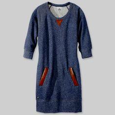 Lacoste Sweatshirt Dress $185